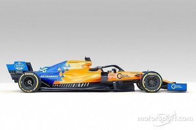 【F1新車発表】マクラーレン、新車MCL34を発表。6年未勝利……復活への足がかりとなるか?