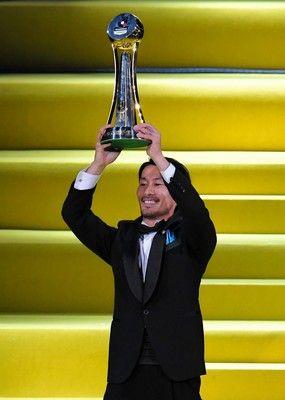J1川崎の家長昭博が初のMVP「感謝したい」同一チーム3年連続選出は史上初