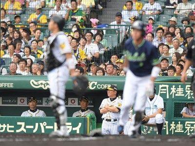 阪神、ついに単独最下位転落借金は今季ワースト10に…