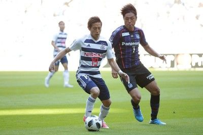 G大阪が3年半ぶり6連勝!小野瀬のJ1初ゴールで横浜FMを撃破/J1第30節