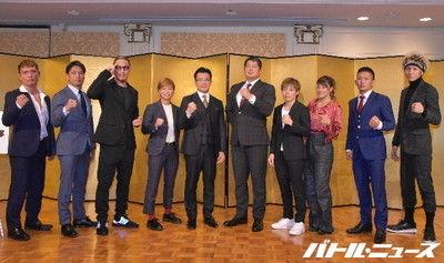 大晦日格闘技『RIZIN.14』は5時間45分の長尺放送へ!