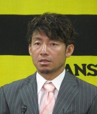 鳥谷、現状維持の4億円藤川は1億4000万円阪神契約更改