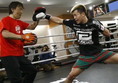 【RIZIN】那須川天心、米国ボクシング特訓から帰国「階級は関係なく一発で倒せる」