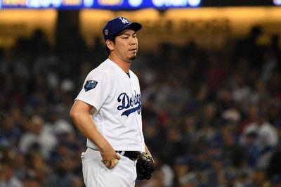 【MLB】前田健太、悔しい救援失敗…9回に4点献上「抑えていれば勝敗はわからなかった」