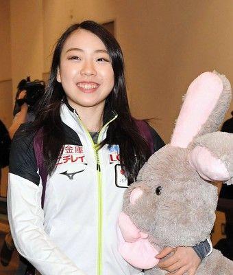 紀平梨花、ザギトワ超えのフリー160点台も視野「完璧な演技をすれば…」