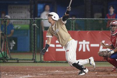 上野 圧巻の投球!日本、プエルトリコを6回コールドで破り準決勝進出!<世界ソフト>