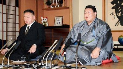 引退表明の貴ノ岩、元貴乃花親方へ複雑胸中「申し訳ない。また新弟子になりたい」