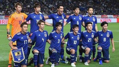 最新FIFAランクが発表!日本は4つ順位を上げて50位に…ベルギーが単独トップ
