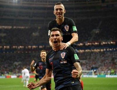 クロアチアが初の決勝進出!イングランドに逆転勝利…120分間の死闘を制す