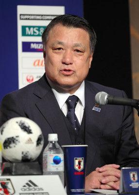 クリンスマン氏の代表監督就任「99%ない」田嶋会長
