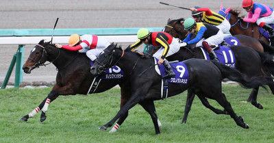 【阪神JF】ダノンファンタジーが2歳女王!C・デムーロVで外国人騎手9週連続G1制覇