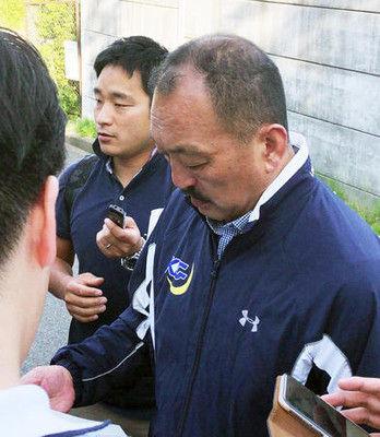 関学大監督「勇気に敬意」日大選手の会見心に響いた