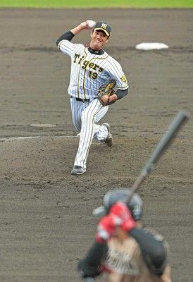 阪神・藤浪スッキリ!3回7安打2失点も収穫「ゾーンで勝負できた」