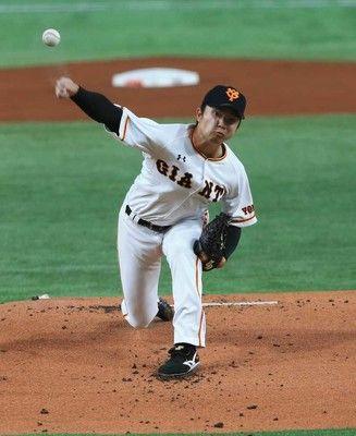【巨人秋季キャンプ】来季3年目・高田、5回まで完全投球で猛アピール!