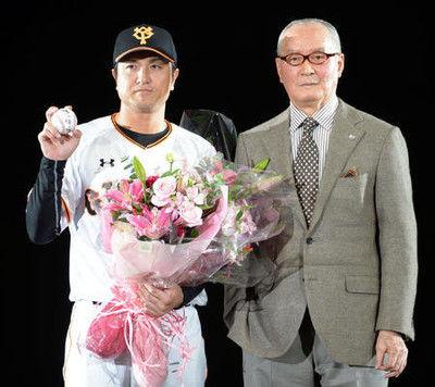 長嶋氏、高橋監督に「まだ若いのでチャンスある」