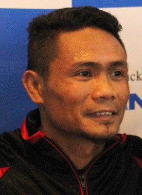 敗者を称えるニエテス「井岡はベストだった」フィリピン3人目の4階級制覇
