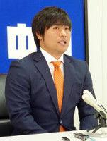 【中日】平田、6000万円増の1億8000万円でサインも珍要求「プロフィールの体重変えておいて」