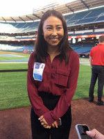 ノムさんの孫・野村沙亜也さんがエンゼルスの最優秀従業員賞を受賞「おじいちゃんが喜んでます」