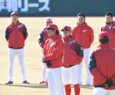 広島・長野円陣で笑い誘う「野球のこと以外なら何でも答えられると思うので…」