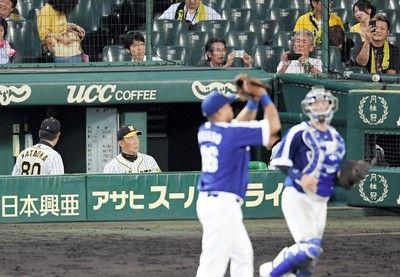 阪神、甲子園の負け越しが決定松坂に4戦3敗