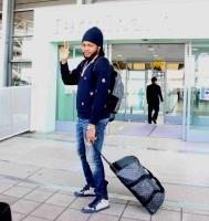 【阪神】ドリスが帰国来季に向けて「また戻って来る気持ちでいっぱい」