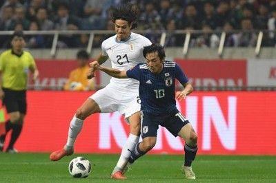 「6失点していたかも」…ウルグアイメディア、日本に高評価「勝利は妥当」