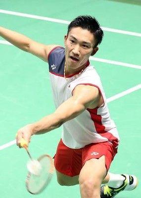 桃田が初V逃す、インドネシア選手にストレート負け