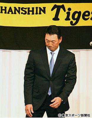 """阪神監督辞任の金本氏 """"広島復帰""""あるのか"""