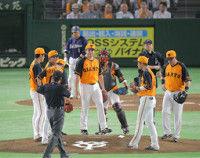 【巨人】菅野、3回3連打で2点4回にも1点失う