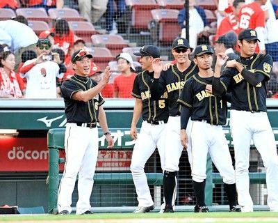 阪神・金本監督200勝若虎、中堅が躍動「頼もしく見えた」