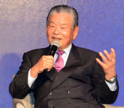 川淵氏「信頼はかつてないほど高い」西野監督を絶賛