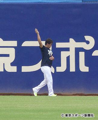 松坂登録抹消に複雑な胸中「DeNA後藤の引退試合に投げたかった」