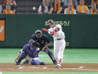 【巨人】陽、代打で10号ソロ、通算100本塁打も空砲…中日戦経過