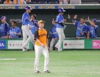 【巨人】阿部の代打2点打で1点差に迫るも沢村がぶちこわし岡本は31打席連続無安打