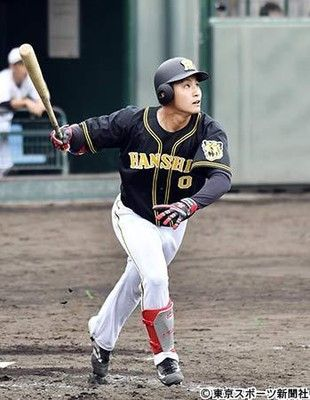 阪神ドラ3・木浪は遊撃手争いで鳥谷の脅威になる