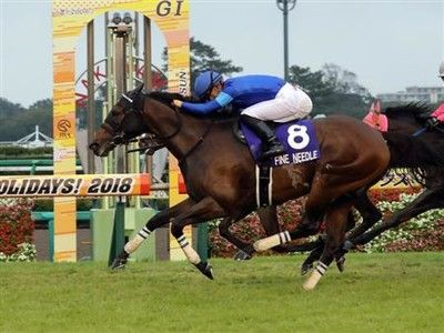 【スプリンターズS】ファインニードルがスプリントGI春秋制覇「スプリント界で一番強い馬です」