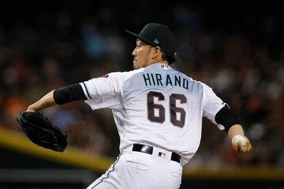 【MLB】平野佳寿、25戦連続零封で球団新記録樹立!決め球スプリットで2者凡退