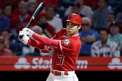 【MLB】打撃絶好調の大谷に打撃コーチがあきれ顔「安打を打つのに靭帯は必要ないのか」