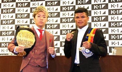 【K-1】武尊が現役ラジャダムナン王者と激突「日本人格闘家として避けては通れない」