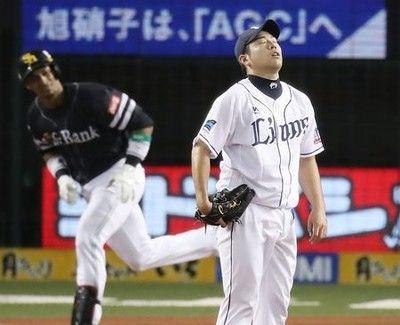 西武・菊池、期待裏切る=プロ野球CS