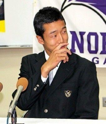阪神2位延岡学園高・小幡「まさか」「小園には負けたくない」