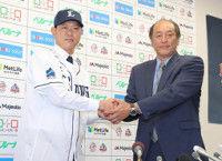 【西武】楽天にFA移籍の浅村の補償は金銭渡辺SD「そうなると思います」