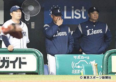 【パCS】大敗の西武・辻監督十亀と武隈をバッサリ「もう使えない」