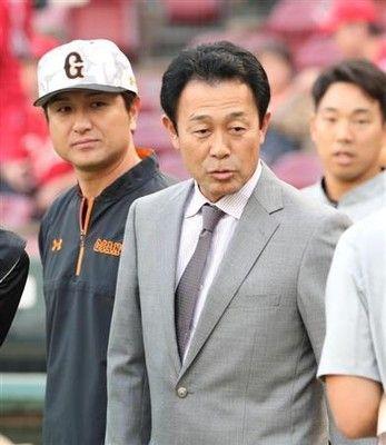 """来季の巨人、原""""ファンケル内閣""""か後援する野球教室にOBズラリ"""