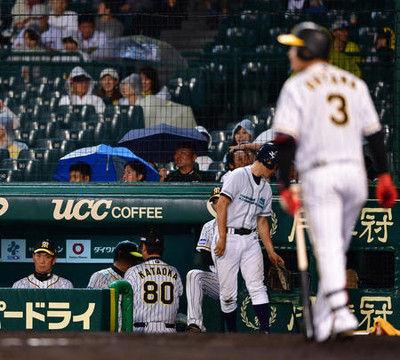 阪神9安打も1点…交流戦セ最下位決定観衆も最少