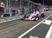 【F1レース速報】ペレス、シロトキンに怒りのアタック!ドライブスルーペナルティ/F1シンガポールGP