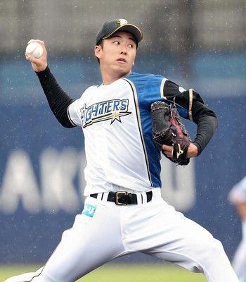 日本ハム斎藤佑雨に負けず三回まで1失点バースデー登板で奮闘