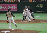 【巨人】ビッグイニングだ上沢から2回に打者一巡の猛攻で一挙8点