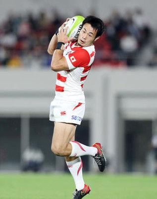 ラグビー日本代表がW杯へ収穫世界選抜に大善戦