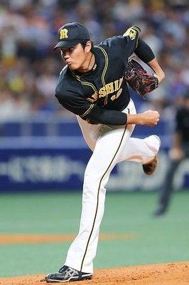 阪神の藤浪、投打で躍動=緩急さえ2年ぶり完封-プロ野球